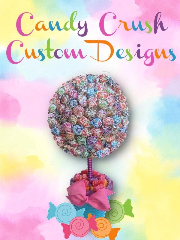 Candy Centerpiece Ideas